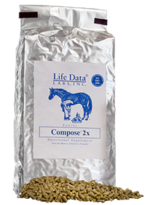 Compose 2X ( Equine Calming Supplement)- Life Data