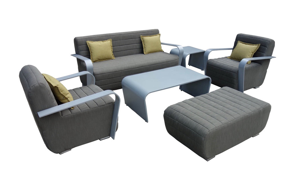 KQ F11 (6 PC ) ULTRA MODERN SOFA SET