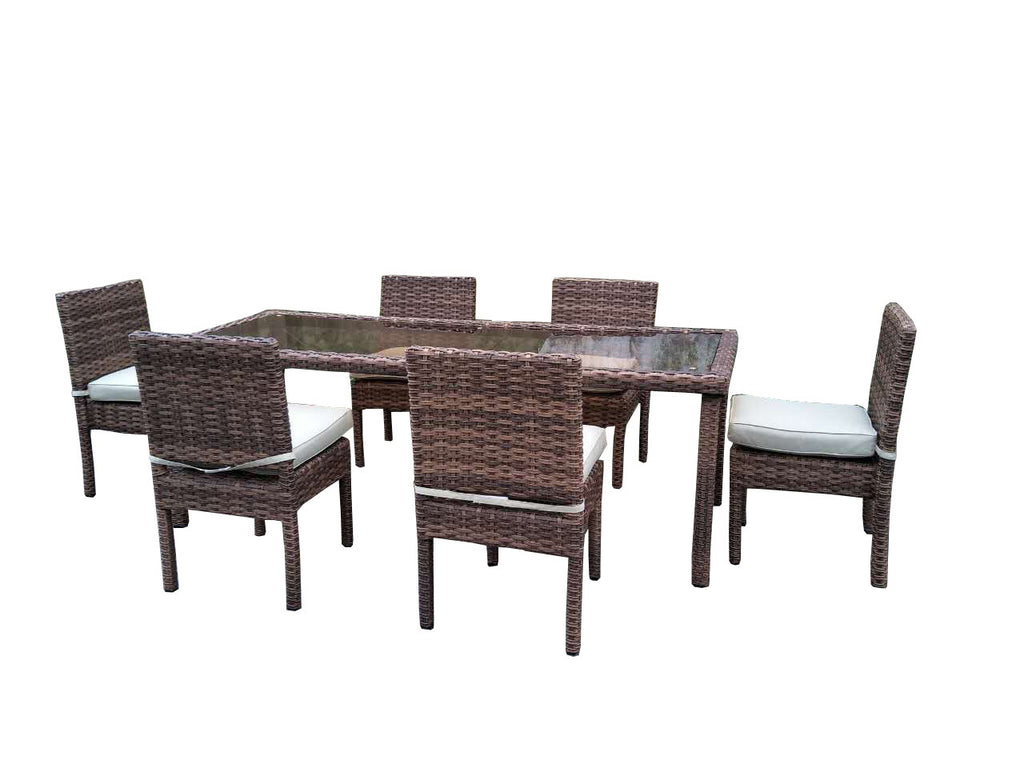 outdoor conversation sets for sale signature rattan weimport4u rh weimport4u myshopify com 6 piece dining chair set 6 chair dining set wood with takeaway