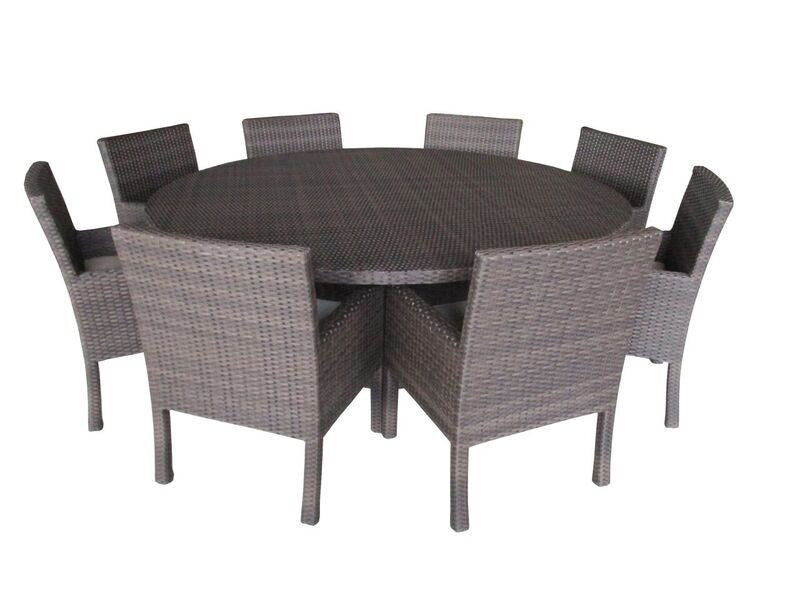 China Roots ZY 48 (8) Seat Dining Set