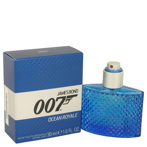007 Ocean Royale By James Bond Eau De Toilette Spray 1 Oz / 30 Ml For Men