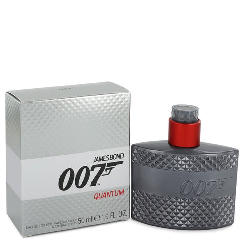 007 Quantum By James Bond Eau De Toilette Spray 1.6 Oz  / 50 Ml For Men