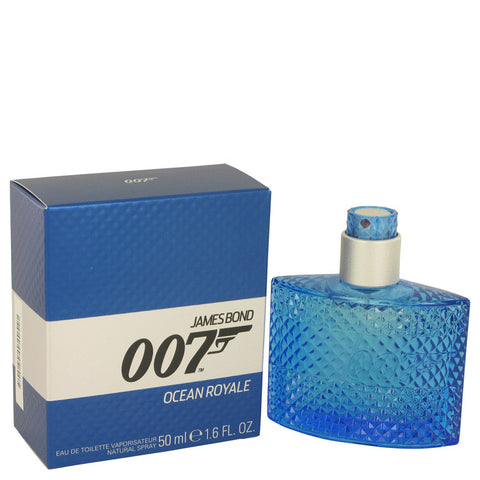 007 Ocean Royale By James Bond Eau De Toilette Spray 1.6 Oz / 50 Ml For Men