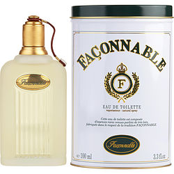 Faconnable By Faconnable Edt Spray 3.3 Oz For Men