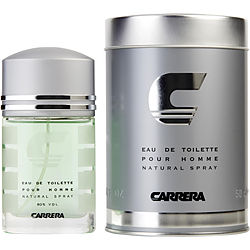 Carrera By Muelhens Edt Spray 1.7 Oz For Men