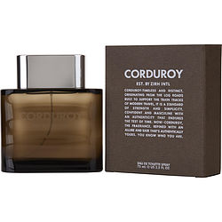 Corduroy By Zirh International Edt Spray 2.5 Oz For Men