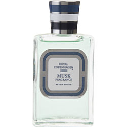 Royal Copenhagen Musk By Royal Copenhagen Aftershave Lotion 1 Oz (Unboxed) For Men