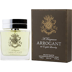 Arrogant By English Laundry Edt Spray 3.4 Oz For Men