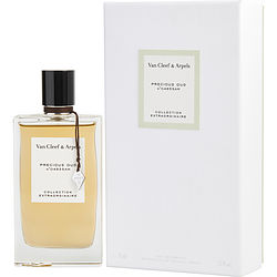 Precious Oud Van Cleef & Arpels By Van Cleef & Arpels Eau De Parfum Spray 2.5 Oz For Women