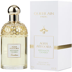 Aqua Allegoria Bergamote Calabria By Guerlain Edt Spray 4.2 Oz For Unisex