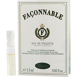 Faconnable By Faconnable Edt Spray Vial For Men