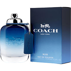 Coach Blue By Coach Edt Spray 3.3 Oz For Men