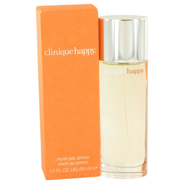 Happy By Clinique Eau De Parfum Spray 1.7 Oz / 50 Ml For Women