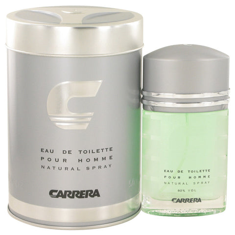 Carrera By Muelhens Eau De Toilette Spray 1.7 Oz / 50 Ml For Men