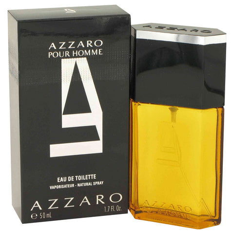 Azzaro By Azzaro Eau De Toilette Spray 1.7 Oz / 50 Ml For Men
