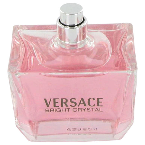 Bright Crystal By Versace Eau De Toilette Spray (Tester) 3 Oz / 90 Ml For Women