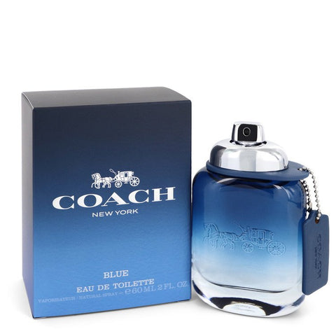 Coach Blue By Coach Eau De Toilette Spray 2 Oz / 60 Ml For Men