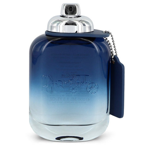 Coach Blue By Coach Eau De Toilette Spray (Tester) 3.3 Oz / 100 Ml For Men