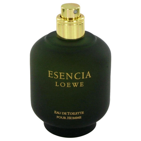 Esencia By Loewe Eau De Toilette Spray (Tester) 5.1 Oz / 151 Ml For Men