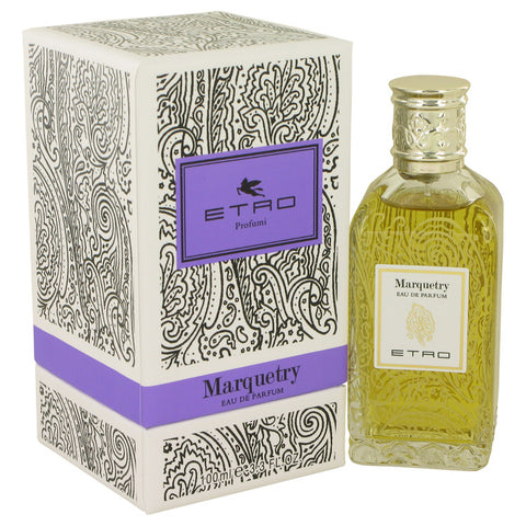 Etro Marquetry By Etro Eau De Parfum Spray (Unisex) 3.3 Oz / 100 Ml For Women