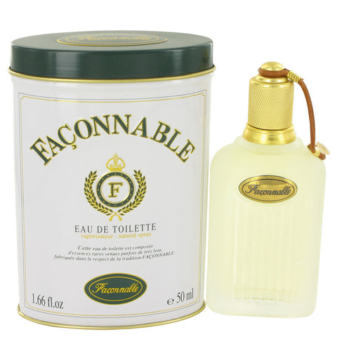 Faconnable By Faconnable Eau De Toilette Spray 1.7 Oz / 50 Ml For Men