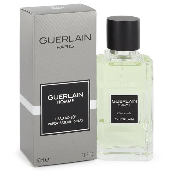 Guerlain Homme L'Eau Boisee By Guerlain Eau De Toilette Spray 1.6 Oz / 50 Ml For Men