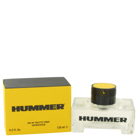 Hummer By Hummer Eau De Toilette Spray 4.2 Oz / 125 Ml For Men