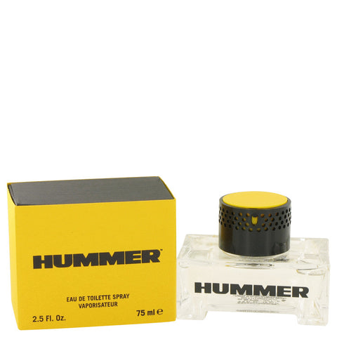 Hummer By Hummer Eau De Toilette Spray 2.5 Oz / 75 Ml For Men