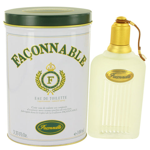 Faconnable By Faconnable Eau De Toilette Spray 3.4 Oz / 100 Ml For Men