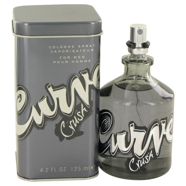 Curve Crush By Liz Claiborne Eau De Cologne Spray 4.2 Oz / 125 Ml For Men