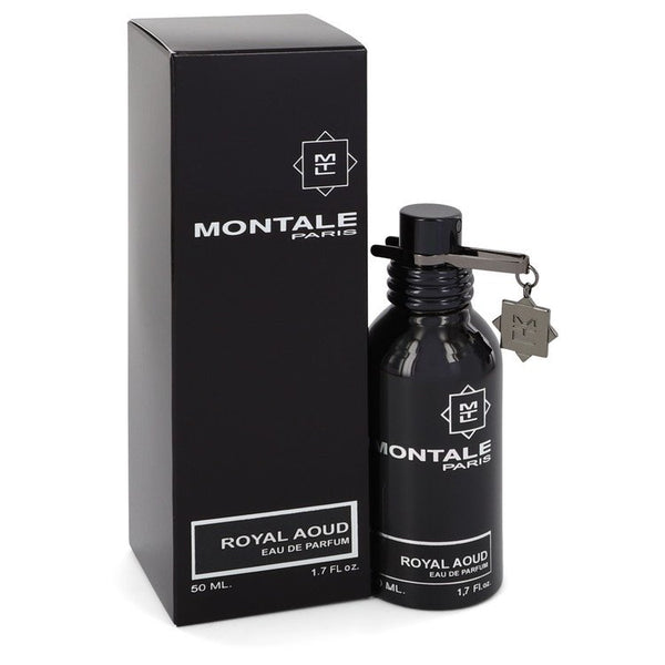Montale Royal Aoud By Montale Eau De Parfum Spray 1.7 Oz / 50 Ml For Women