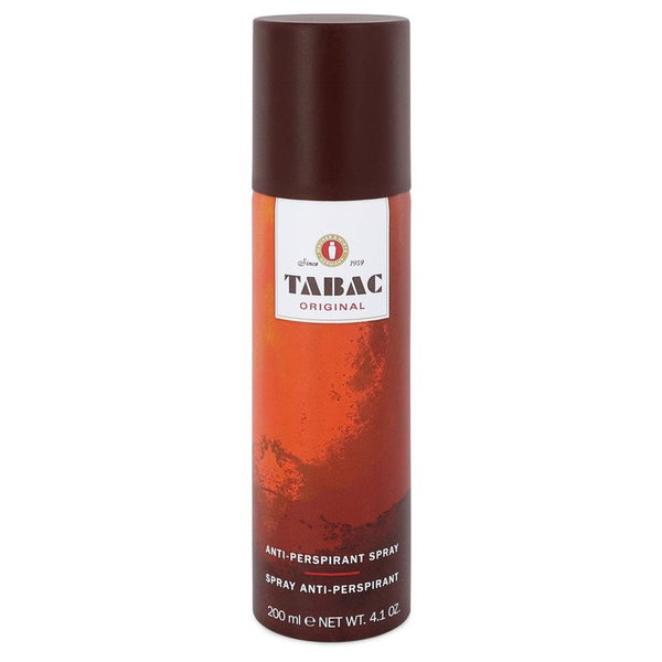 Tabac By Maurer & Wirtz Anti-Perspirant Spray 4.1 Oz  / 121 Ml For Men
