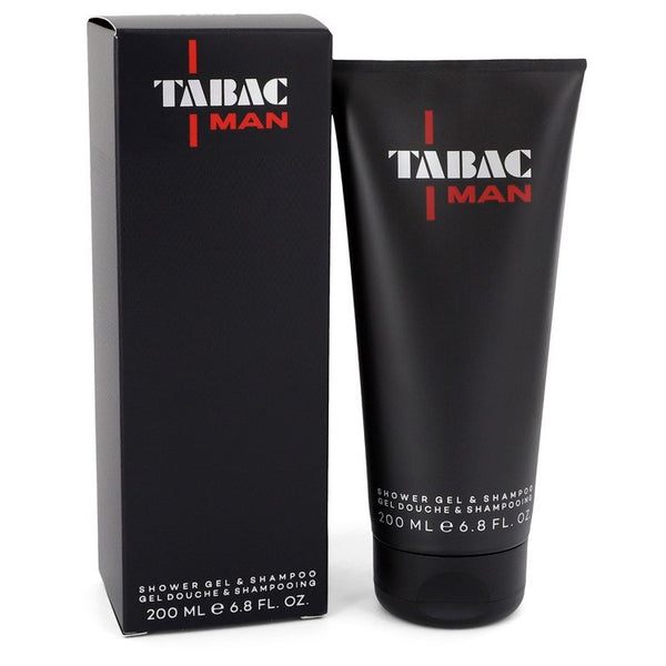 Tabac Man By Maurer & Wirtz Shower Gel 6.8 Oz  / 200 Ml For Men