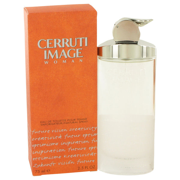 Image By Nino Cerruti Eau De Toilette Spray 2.5 Oz / 75 Ml For Women