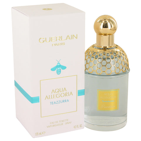 Aqua Allegoria Teazzurra By Guerlain Eau De Toilette Spray 4.2 Oz / 125 Ml For Women