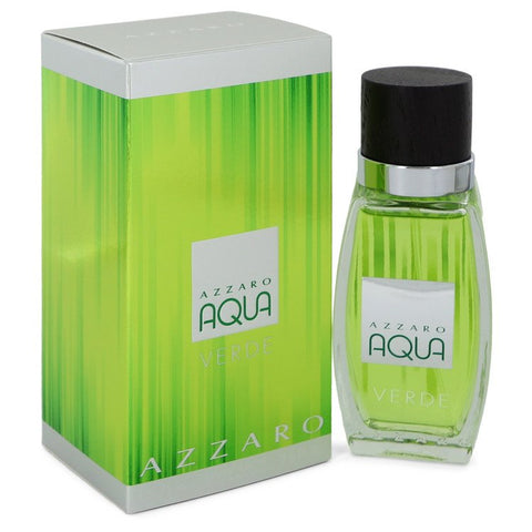 Azzaro Aqua Verde By Azzaro Eau De Toilette Spray 2.6 Oz / 77 Ml For Men