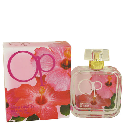 Beach Paradise By Ocean Pacific Eau De Parfum Spray 3.4 Oz / 100 Ml For Women