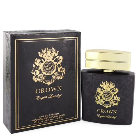 English Laundry Crown By English Laundry Eau De Parfum Spray 3.4 Oz / 100 Ml For Men