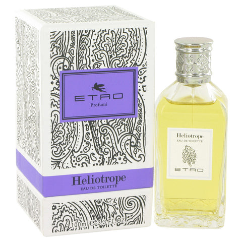 Etro Heliotrope By Etro Eau De Toilette Spray (Unisex) 3.4 Oz / 100 Ml For Women