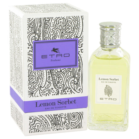 Etro Lemon Sorbet By Etro Eau De Toilette Spray (Unisex) 3.4 Oz / 100 Ml For Women
