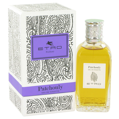 Etro Patchouly By Etro Eau De Toilette Spray (Unisex) 3.4 Oz / 100 Ml For Women