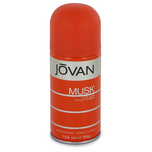 Jovan Musk By Jovan Deodorant Spray 5 Oz / 150 Ml For Men