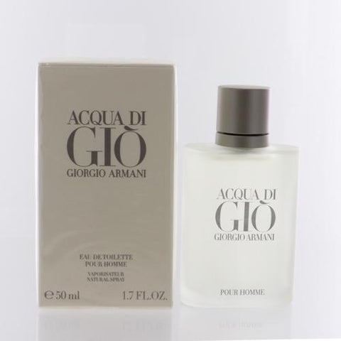 Acqua Di Gio By Giorgio Armani 1.7 Oz EDT Spray For Men Box