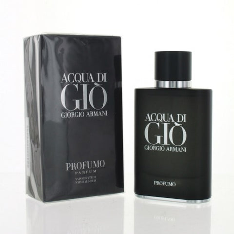 Acqua Di Gio By Giorgio Armani 2.5 Oz  Parfum Spray For Men Box