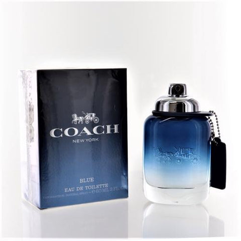 Coach Blue By Coach 2.0 Oz EDT Spray For Men Box