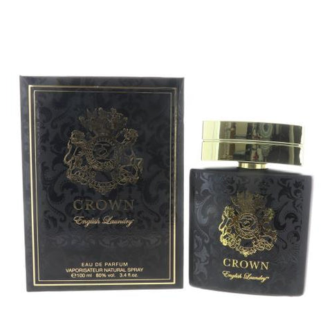 English Laundry Crown By English Laundry 3.4 Oz EDP Spray For Men Box