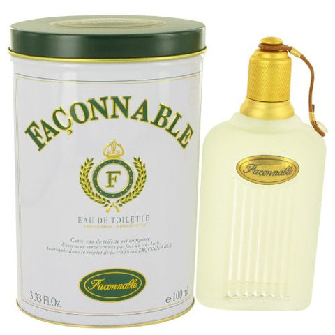 Faconnable By Faconnable 3.4 Oz EDT Spray For Men Box