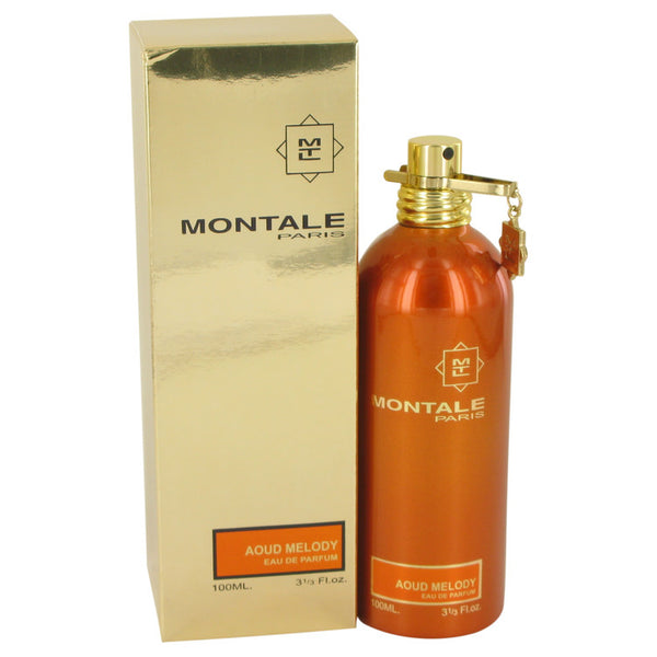 Montale Aoud Melody By Montale Eau De Parfum Spray (Unisex) 3.4 Oz / 100 Ml For Women