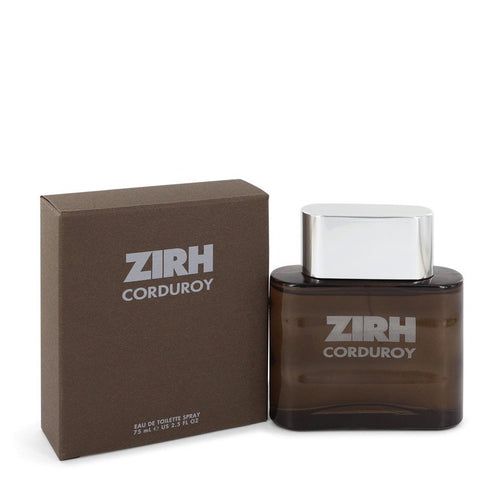 Corduroy By Zirh International Eau De Toilette Spray 2.5 Oz / 75 Ml For Men
