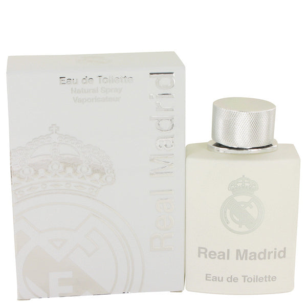 Real Madrid By Air Val International Eau De Toilette Spray 3.4 Oz / 100 Ml For Women